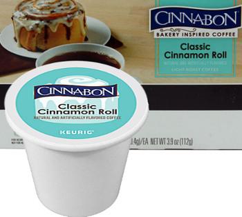 Cinnabon® Classic Cinnamon Roll Coffee