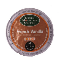 Just try to resist the enticing aromas of our new French Vanilla Decaf coffee! Lusciously rich and smooth with the flavors of sweet vanilla cream.