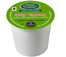 This coffee combines the taste of rich cinnamon and nutmeg. Warm flavors of the holiday season.