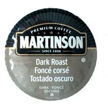 Our Dark Roast blend is robust and full bodied.