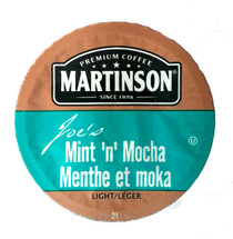 Enjoy Mint 'n' Mocha flavored coffee, with refreshing mint and indulgent mocha-chocolate aroma ​and flavors, reminding you of your favorite mint chocolate treats.