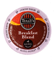 This aromatic masterpiece wakes the senses with vibrant floral and delicate sweet tones. With 20% more coffee than regular K-Cups, Breakfast Blend is an extra bold coffee that is sure to be a perfect start to your morning.