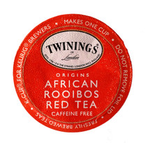 A naturally caffeine free herbal tea with a distinctive reddish colour and a pleasantly sweet flavour that naturally contains antioxidants.