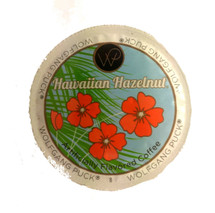 Hawaiian hazelnut is back! A lush blend of hazelnut.