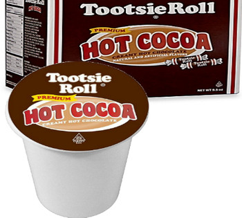 As America's favorite chewy chocolate candy, the Tootsie Roll has remained unchanged since it was first introduced in New York City in 1896. Now, we've brought you another way to enjoy the perfectly balanced cocoa taste, lined with subtle fruit-flavored undertones - one hot and delicious cup at a time.