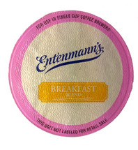 Entenmann's Breakfast Blend Coffee Single Cup. Smooth well balanced and a great morning eye opener. Compatible with all single serve brewers, including Keurig® and Keurig® 2.0.