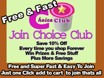This is the Choice Club.  Just add this to your cart and thats all.  You will receive a welcome email and something in your order that will have a code. Use that code every order after that and save 10% every time.  Your code will be your first name and the first initial of your last name. Easy to join, easy code to remember.