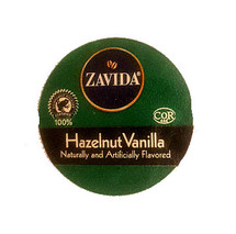 Zavida Hazelnut Vanilla Coffee Single Cup