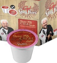 Guy Fieri Super Fly Chai  Creamy warmth meets exotic chai to get you all fired up for this spicy sweet treat!
