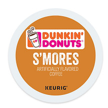 Dunkin' Donut S'mores   K-cup