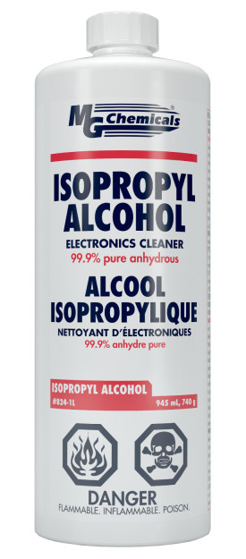 Isopropyl Alcohol 1 Quart 824 1l Mercommbe