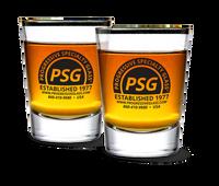 1.75oz Whiskey Shot Glass