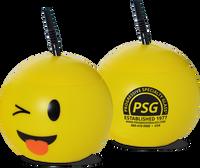 32oz Plastic Emoji Balls