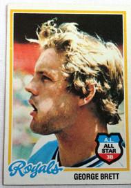 1978 Topps #100 George Brett EX