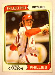 1974 Topps #95 Steve Carlton EXMT