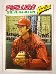 1977 Topps #110 Steve Carlton NRMT