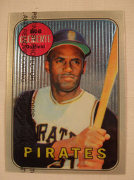 1998 Topps Chrome Clemente #15 of 19 MINT 69 Topps Reprint