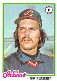 1978 Topps #122 Dennis Eckersley