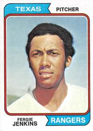 1974 Topps #87 Fergie Jenkins EXMT (74T87EXMT)