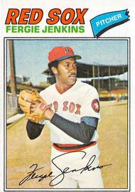 1977 Topps #430 Fergie Jenkins VGEX