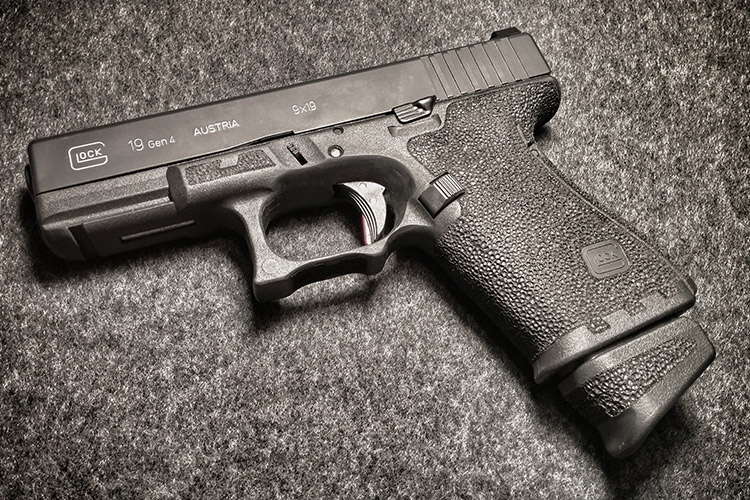 Glock Stippling