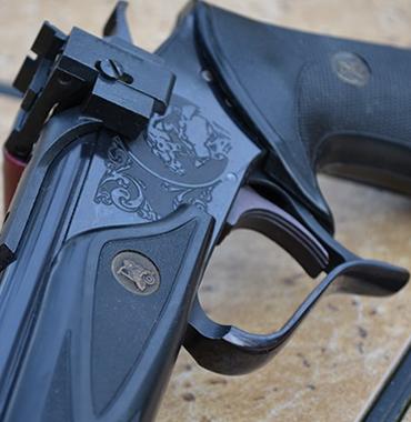 Bluing & Refinishing Weapons