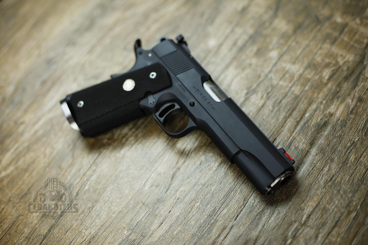 Glock Trigger Job