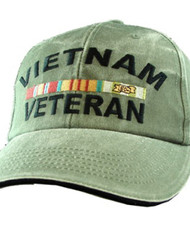 VIETNAM VETERAN Military Hat Official item