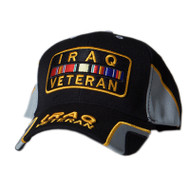 IRAQ VETERAN BAR FORCE HAT