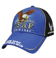 Air Force Military Hat Great Logo and Embroidery VICTORY