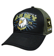 Military Eagle Burst: Army Hat