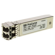 HPE ProCurve J9152A 10Gbps SFP+ LC 10GBase-LRM Full Duplex Plug-in Module Gigabit Ethernet Transceiver Module