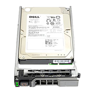 Dell 0DWDVD 600GB 10000RPM 3.5inch Large form factor(LFF) SAS-6Gbps Hot-Swap Hard Drive for Poweredge and Powervault Servers