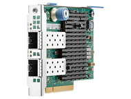 HPE 669281-001 Dual Port 10Gb Ethernet 560FLR-SFP+ PCI Express 2.0 x8 Network Adapter for Proliant Generation8 Generation9 and Generation10 Servers