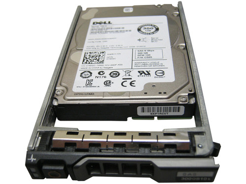 Dell 341-9519 300GB 15000RPM 3.5inch Large Form Factor(LFF) SAS-3Gbps Hot-Swap Hard Drive for Poweredge and Powervault Servers