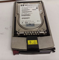 HPE 404670-001 300GB 10000RPM 3.5inch Large Form Factor 8 MB Buffer Ultra-320 SCSI 80 Pin Hot-Swap Internal Hard Drive for Generation1 to Generation7 Proliant Server