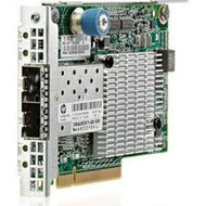 HPE 649869-001 Ethernet 10GBps Dual Port PCI Express 2.0 X8 Plug-in Card GigaBit Server Network Adapter (3 Years Warranty)