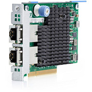 HPE 561FLR-T 700699-B21 10Gbps PCI Express 2.8 X8 Gigabit Ethernet Network Adapter for Proliant Server (3 Years Warranty)