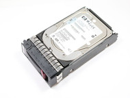 HP DF0450BAERH 450GB 15000RPM 3.5inch Large Form Factor SAS-3Gbps Dual Port Hard Drive for Proliant and Storage Array Server