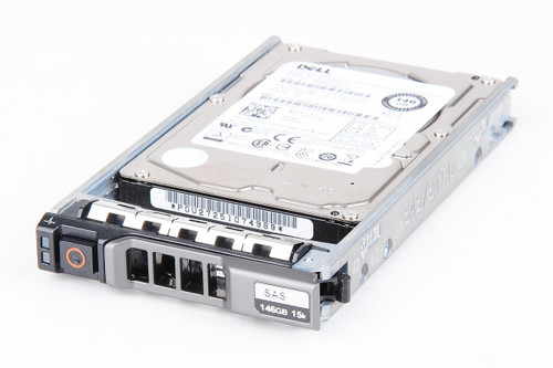Dell G9076 300GB 10000RPM 3.5inch Large Form Factor 8 MB Buffer Ultra-320 SCSI 80-Pin Hot-Swap Internal Hard Drive for Poweredge Server
