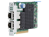 HPE 727055-B21 562SFP+ 10Gb Dual Port PCI-Express 3.0X8 Network Adapter for Proliant Gen9 and Gen10 Server (3 Years Warranty)