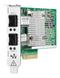HPE 656244-001 10Gb Ethernet Dual-Port PCI Express 2.0 x8 530SFP+ Network Adapter with both Brackets for Proliant Gen7 Gen8 Gen9 Gen10 and Apollo Gen9 Servers