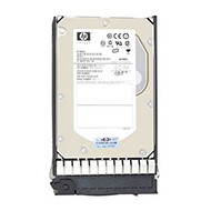 HPE 480939-001 450GB 15000RPM 3.5inch Large Form Factor SAS-3Gbps Dual Port Hard Drive for Modular Smart Array2 and StorageWorks Servers
