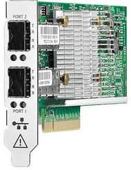 HPE 656241-001 336T 1Gb Dual Port PCI Express 2.0 X4 Plug-in card Low Profile Gigabit Ethernet Network Adapter for Proliant Gen8 to Gen10 Server (3 Years Warranty)
