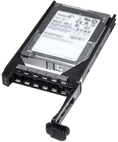 Dell HHD4K 3TB 7200RPM 3.5inch Large Form Factor 64MB Buffer SATA-6Gbps Hot-swap internal Hard Drive for Poweredge and Powervault Server