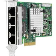 HPE 593722-B21 1Gbps Quad Port PCI Express 2.0 x4 Plug-in Card Gigabit Ethernet Wired Network Adapter for Proliant Server