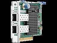 HPE 669281-001 Dual Port 10Gb Ethernet 560FLR-SFP+ PCI Express 2.0 x8 Network Adapter for Proliant Gen8 Gen9 and Gen10 Servers (3 Years Warranty)