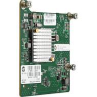 HPE 657131-001 530M 10Gb Dual Port 10GBase-X PCI Express 2.0 X8 Flex-10 Gigabit Ethernet Network Adapter for Proliant Gen8 and Gen9 Server (3 Years Warranty)
