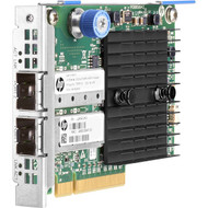 HPE 779799-B21 10Gb Dual Port 546FLR 10Gb Ethernet - SFP+ PCI Express Ethernet Network Adapter for Proliant Server (3 Years Warranty)