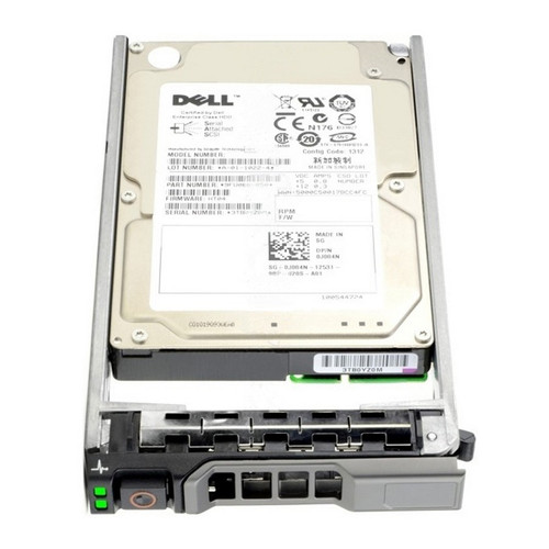 Dell 0GP3FR 1.8TB 10000RPM 2.5inch Small Form Factor (SFF) 64MB Buffer SAS-12Gbps Hot-Swap Internal Hard Drive for PowerEdge and PowerVault Servers